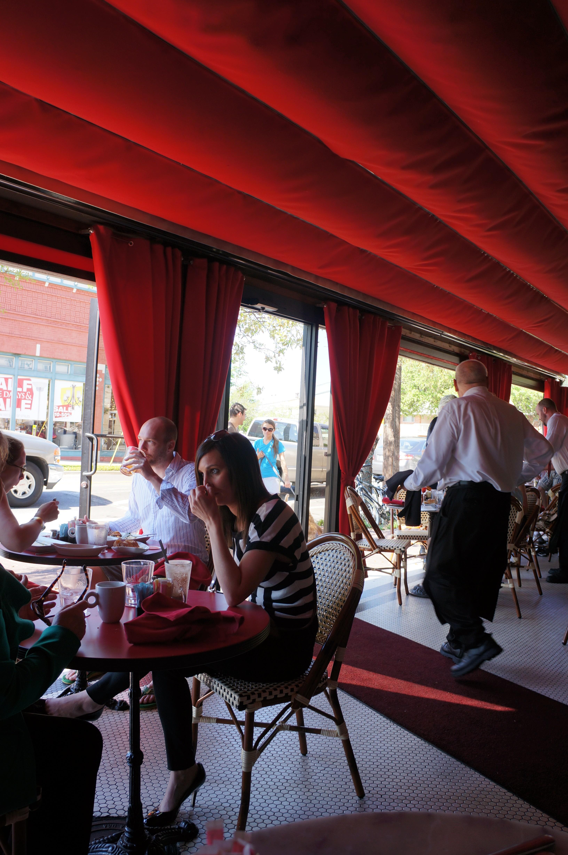 Toulouse patio Dallas